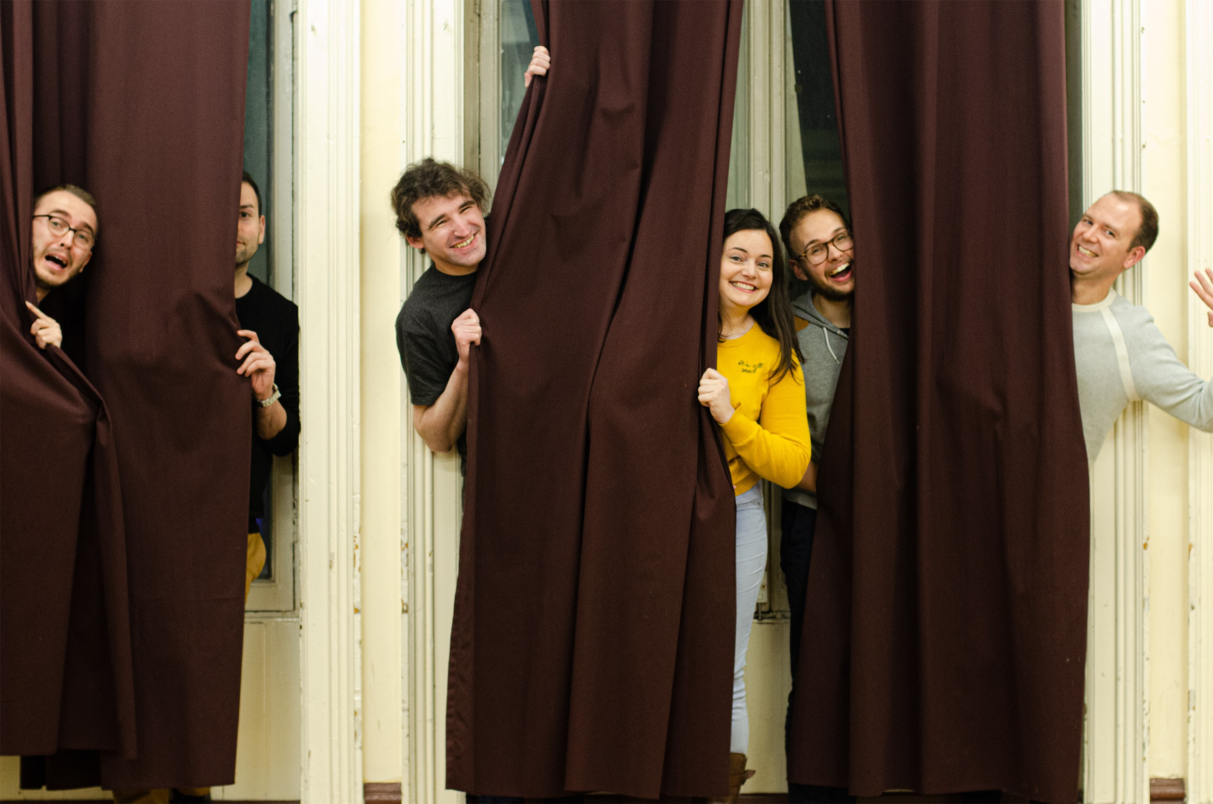 Improv Comedy – New Talent Showcase